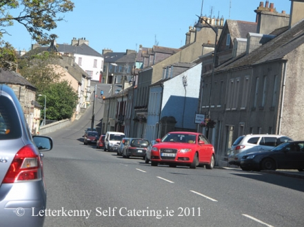 Ramelton,  Donegal