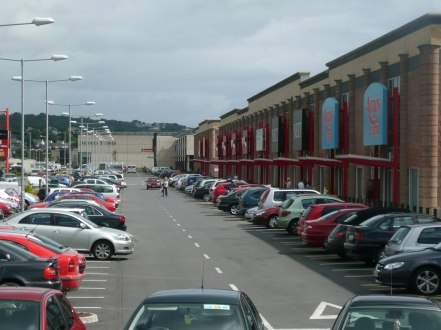 Retail Park Shopping Centre