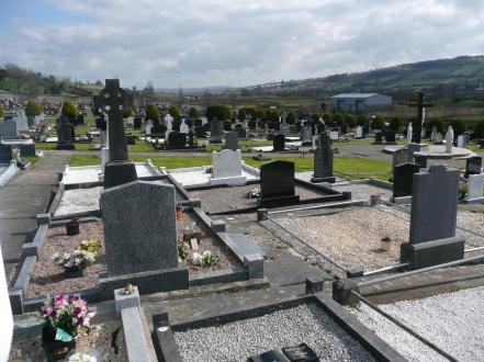 Conwall  Graveyard Letterkenny