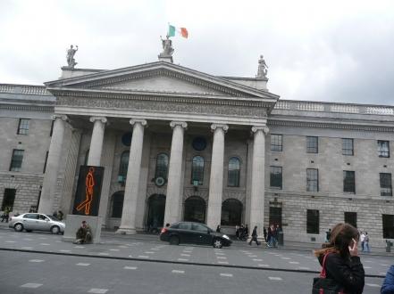 GPO O Connell Street Dublin