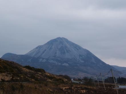 Mt Errigal
