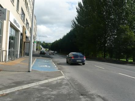 Pearse Road, Letterkenny