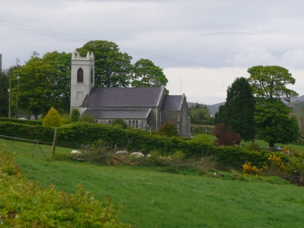 St. Columb\'s Church of Ireland Churchill