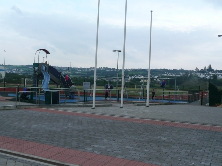 Childrens Play Area   Aura Leisure Centre Letterkenny