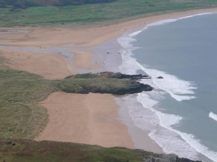 Ballymastocker Beach Portsalon, Co. Donegal.