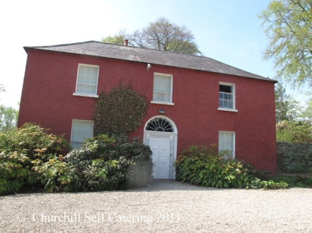 Glebe House and Gallery,  Churchill