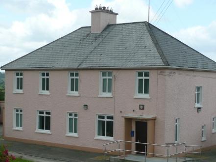 Garda Station Churchill
