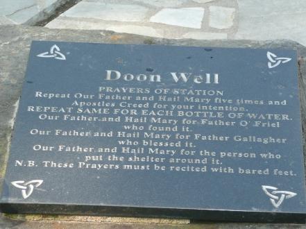 Doon Well (Tobar an Duin)
