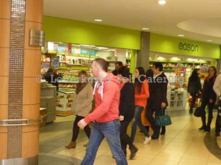 Easons   etterkenny Shopping Centre