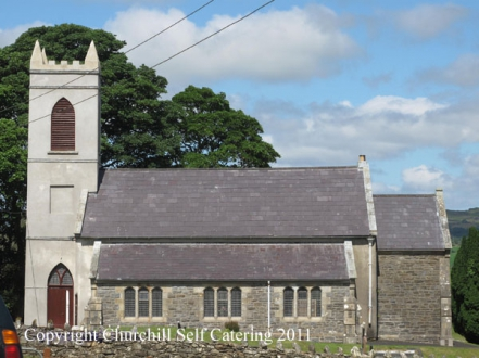 St Columba's  Church of Ireland  Churchill