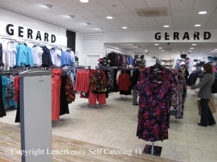 Grarard Fashions , Letterkenny S C