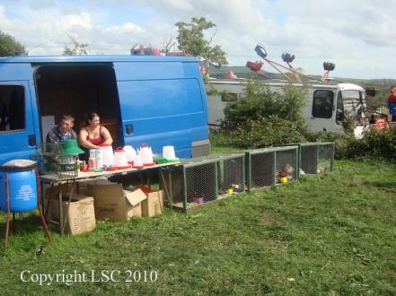 Car Boot & Poultry Fair Churchill