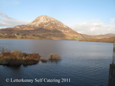 Errigal Mountain, Gweedore, Co. Donegal