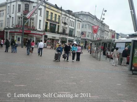 Patrick Street Cork