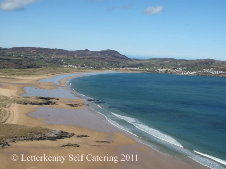 Ballymastocker Beach, Portsalon,
