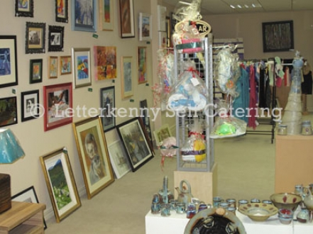 Letterkenny Craft & Design Studio
