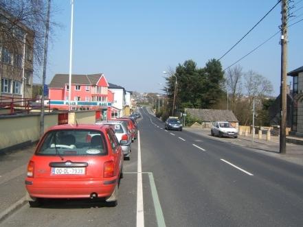 High Road, Letterkenny