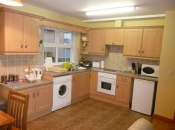 Fully equipped Kitchen in Pearse House